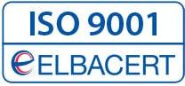 iso 9001 ELBACERT Plast Invest EU