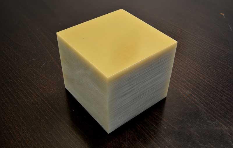 sklotextit- elektroizolačný materiál