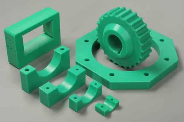 tivar - konštrukčný technický plast
